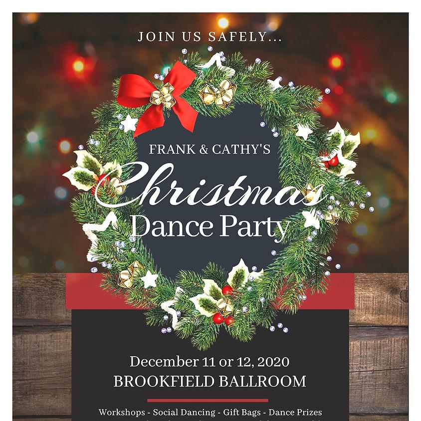 Dec 11 Christmas Dance w/Swing Workshop