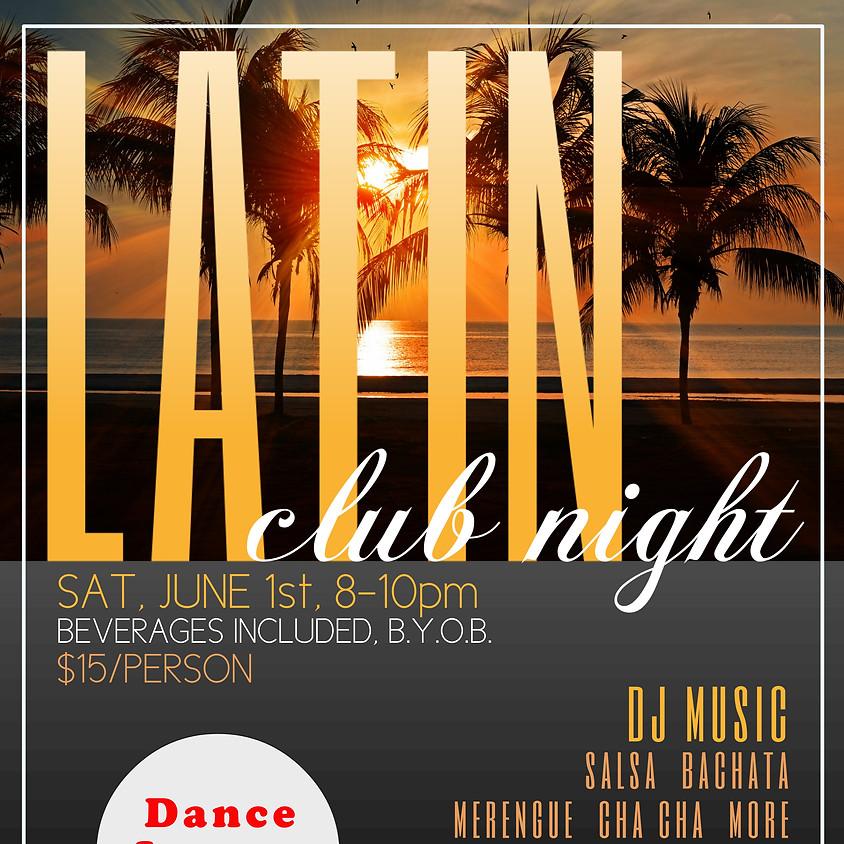 Latin Club Night June 2019