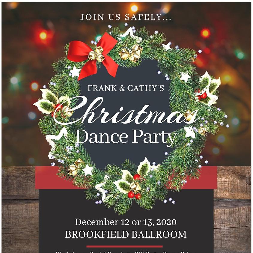 Dec 13 Christmas Dance w/Ballroom Workshop