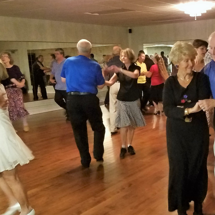 Aug 10 Summer Dance Party with Workshop