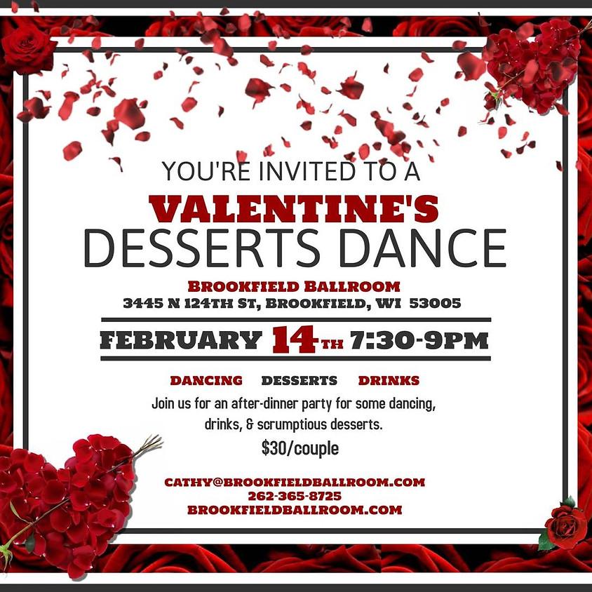 Valentine's Desserts Dance