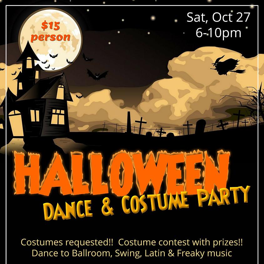 Halloween Dance & Costume Party