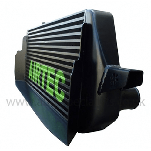 AIRTEC FOCUS RS MK2 STAGE 2 375BHP TO 700BHP INTERCOOLER 65MM CORE, FLOWED END