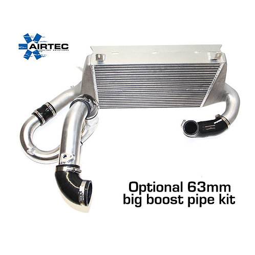 AIRTEC FRONT MOUNT INTERCOOLER UPGRADE FOR HONDA CIVIC TYPE R FK2 BIG BOOST PIPE