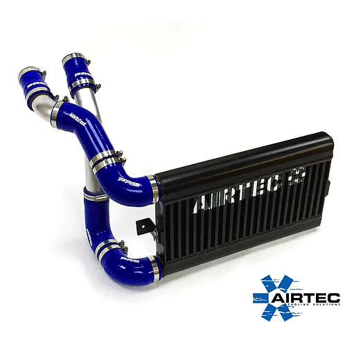 AIRTEC FIESTA MK7.5 (FACELIFT) 1.6 DIESEL FRONT MOUNT INTERCOOLER UPGRADE