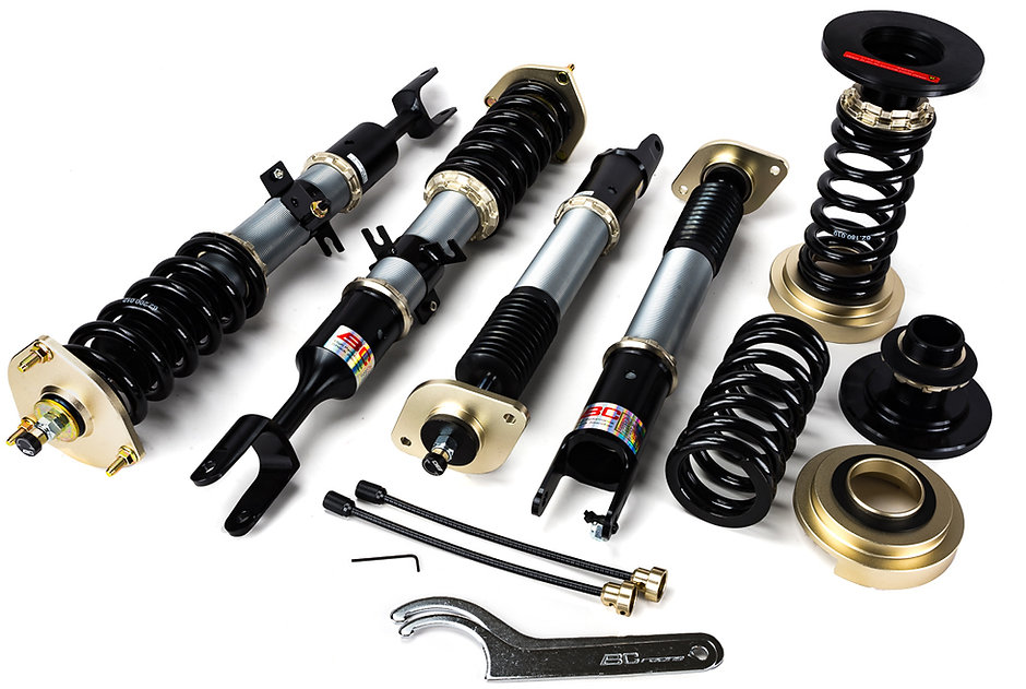 Suspension, Coilovers