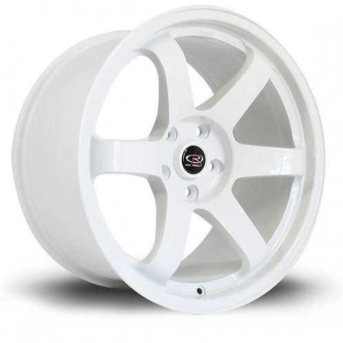 Grid 19x8.5 5x120 ET48 White - Civic Type R Only (FK2)