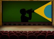 Brazilian Cinema - How often are Men in Crisis?