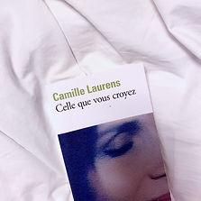 Celle que vous croyez, Camille Laurens