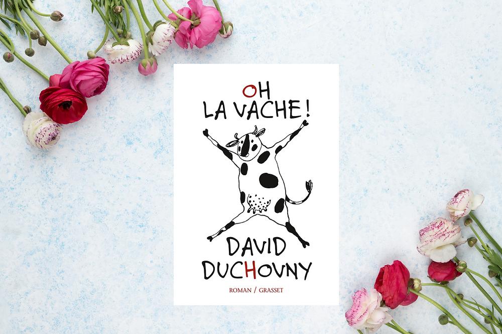 Oh la vache ! - David Duchovny