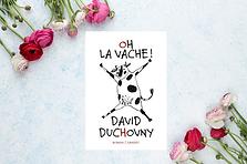 Oh la vache !, David Duchovny