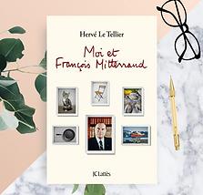 Moi et François Mitterand, Hervé Le Tellier