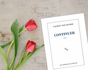 Continuer, Laurent Mauvignier