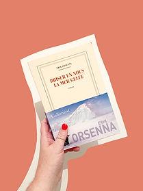 Briser en nous la mer gelée, Erik Orsenna
