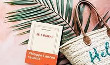 Le Lambeau, Philippe Lançon