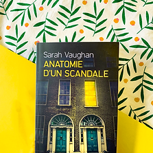 Anatomie d'un scandale, Sarah Vaughan
