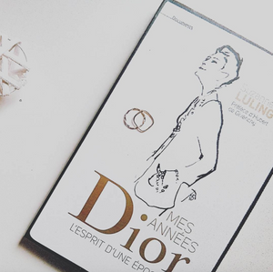 Mes Années Dior - Suzanne Luling