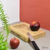Planche à découper les livres