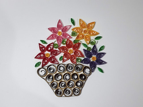 Mother's Day Quilling Card Kit