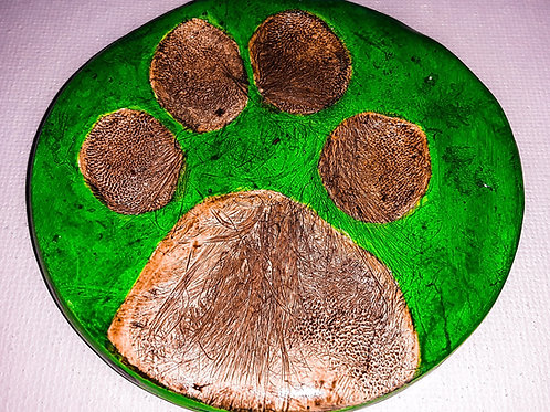 Made-to-Order Paw Print