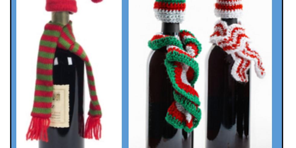 Beginner's crochet- Winter Hat