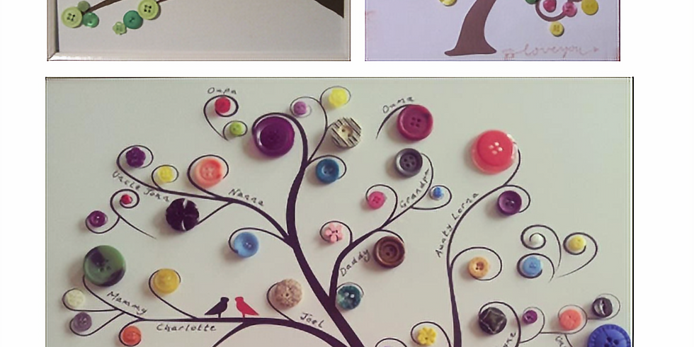 Paint & Sip, Button Tree