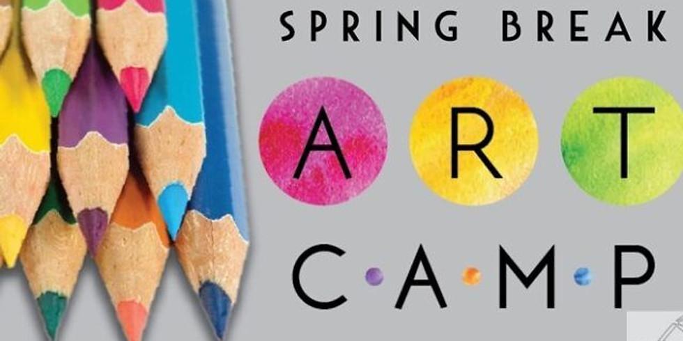 Spring Camp 2021! A week of F-U-N.