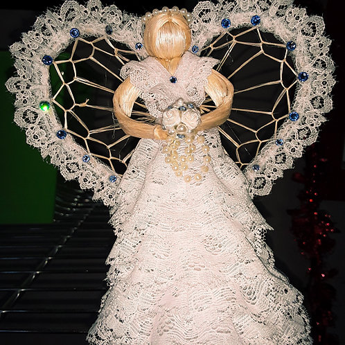 Custom-Made Lace Angel, medium