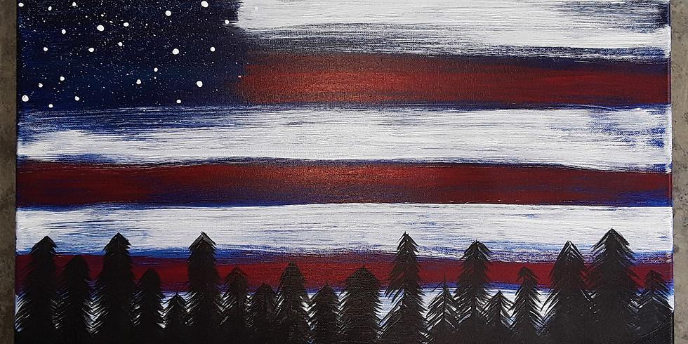 Patriotic Sip & Paint