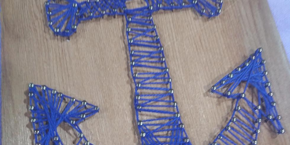 Sip & Craft: String Art