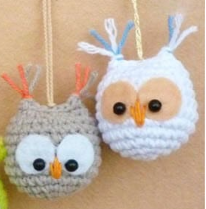 Koko the Owl amigurumi pattern - Amigurumipatterns.net | 425x419