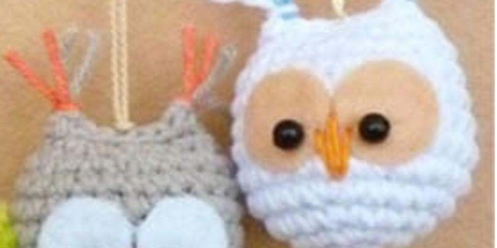 Beginner Crochet: Amigurumi Owl