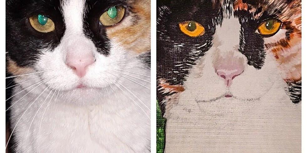 Paint Your Pet with Special Guest Park Pets
