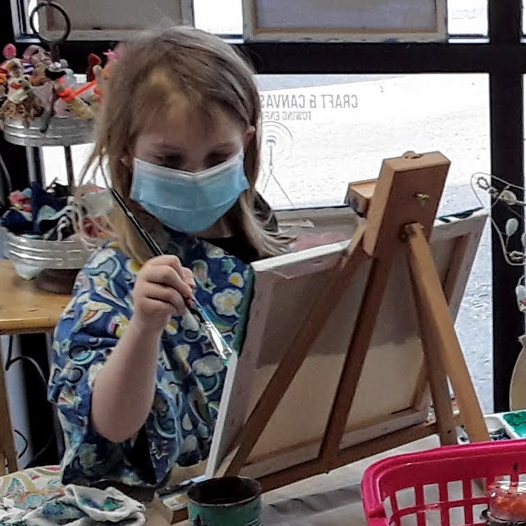 Kids' Craft Drop Off...Most Saturdays!