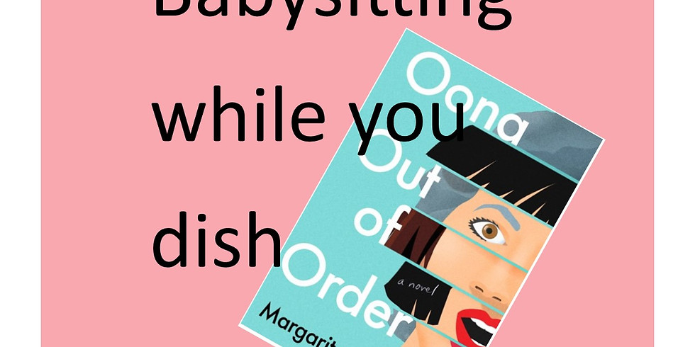 Book Club Babysitting Night 2