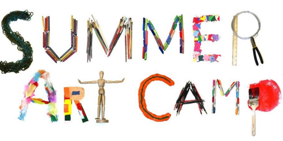 Summer Camp, JUNE 8 - JUNE 12,  9 am - 12 pm, Full Week
