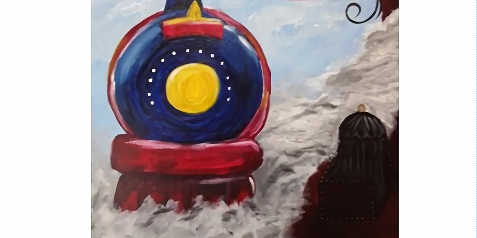 Trivia Sip and Paint! Harry Potter Night
