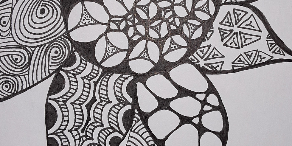Zendoodle at home or in-studio.
