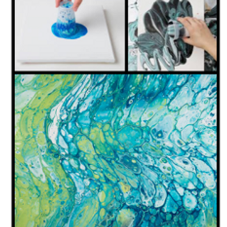 Introduction to Paint Pouring