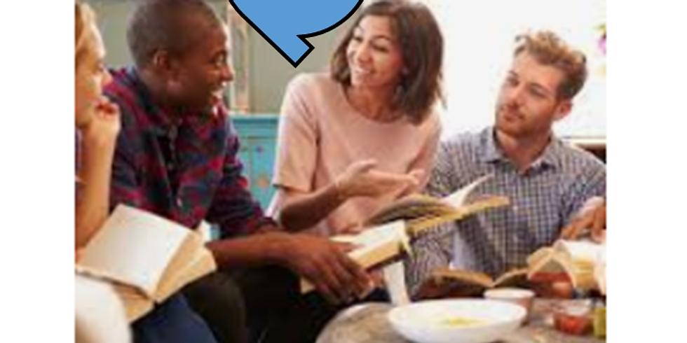 Book Club (Itinerant Literate) Babysitting