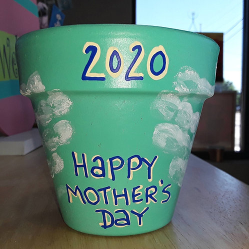 Mother's Day Pot (4 inch terracotta)