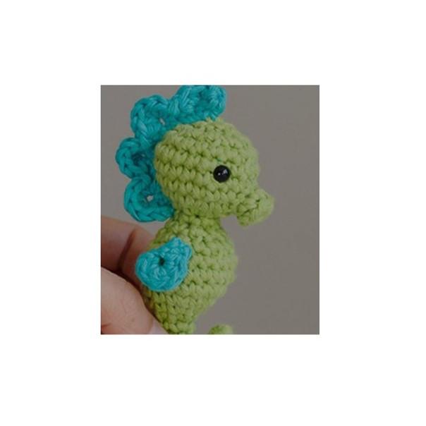 Crochet class: Sea Horse