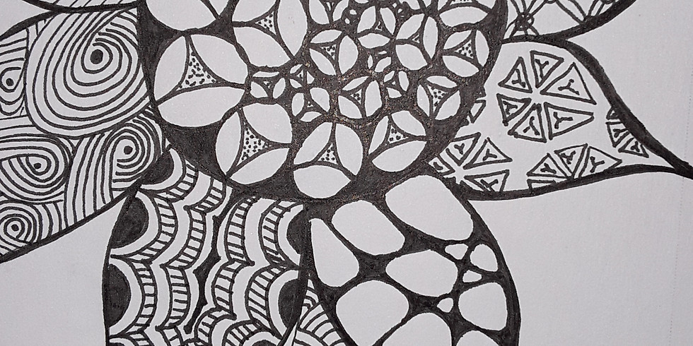 Zentangle Class with or without starter kit