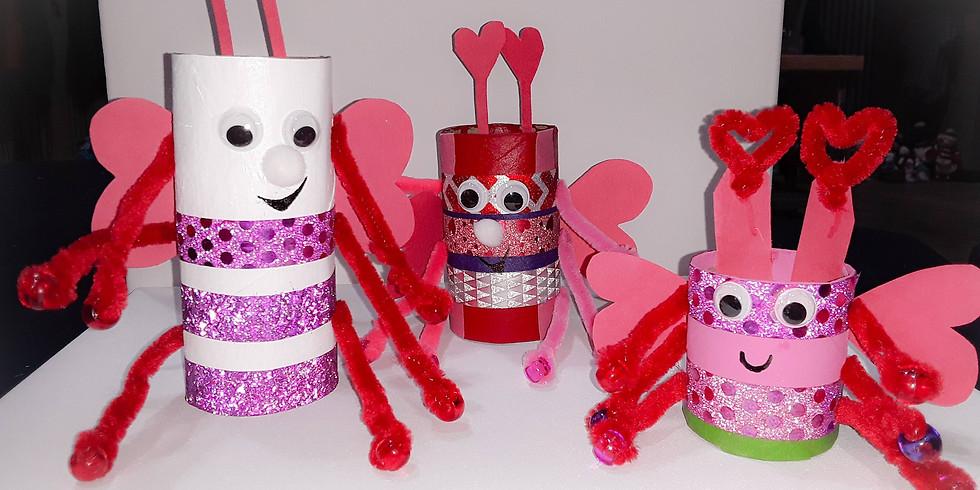 30-minute Kids' Crafts for Valentine's Day