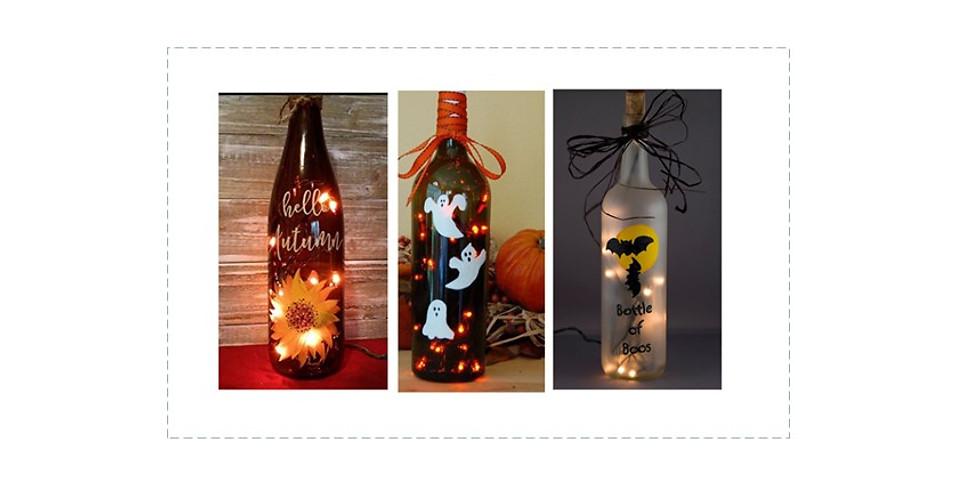 Tween & Teen Favorite: Lighted Wine Bottles