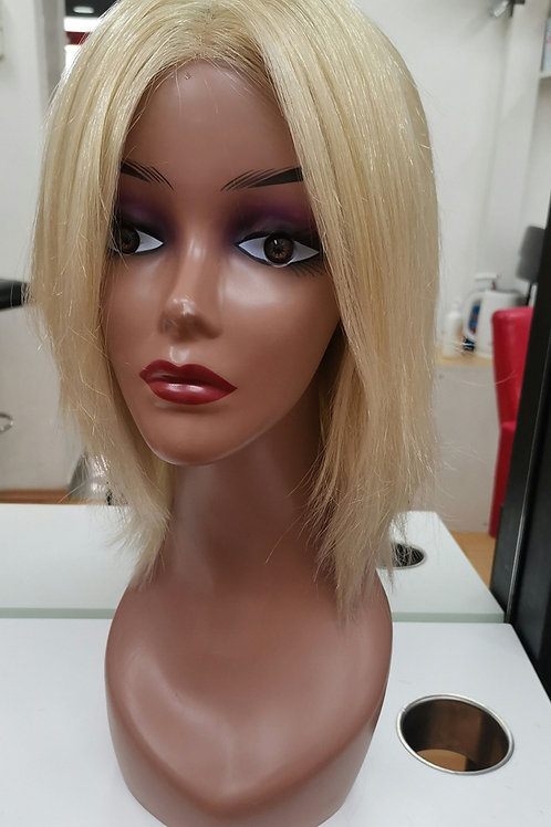 Eckte Haar perrücker mit frontal