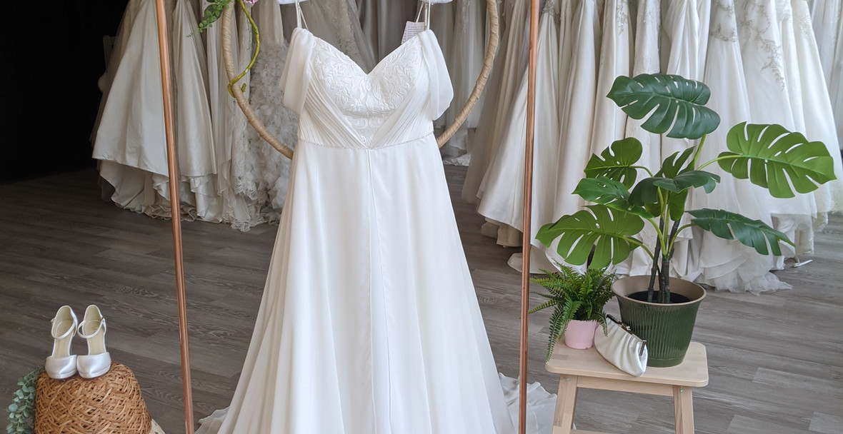 Curvy Wedding Dresses at Pretty Smithy Bridal