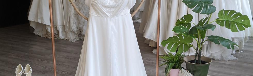 Curvy Wedding Dresses at Pretty Smithy Bridal