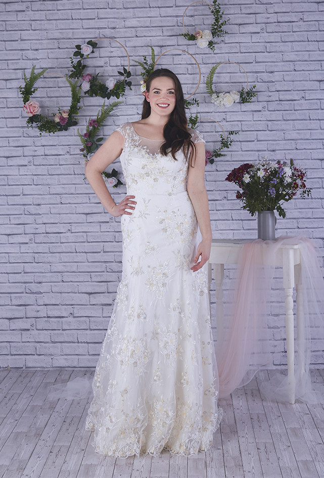 Jenna by Angel B Curve - £1099