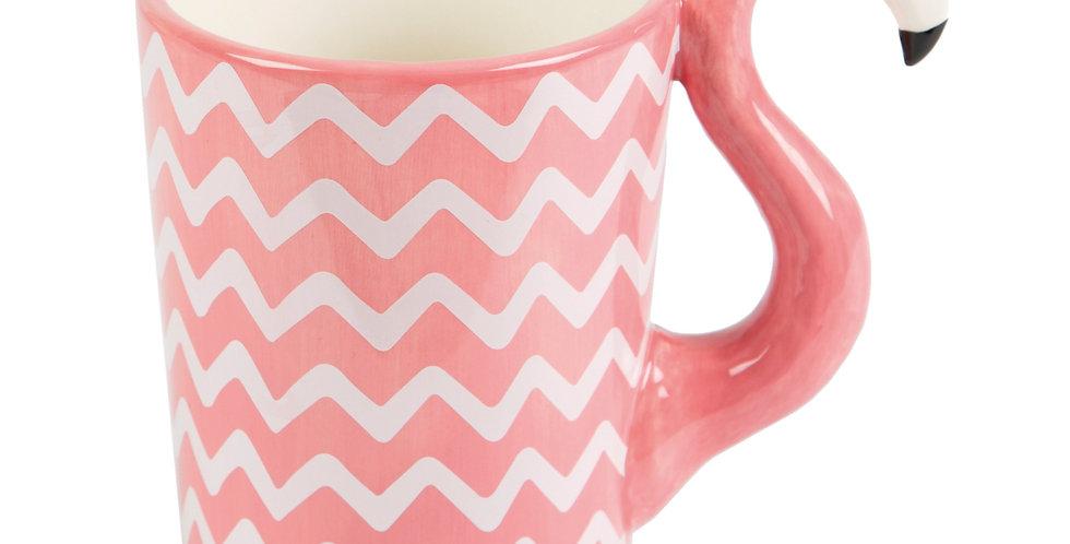 Ziggy Flamingo Mug